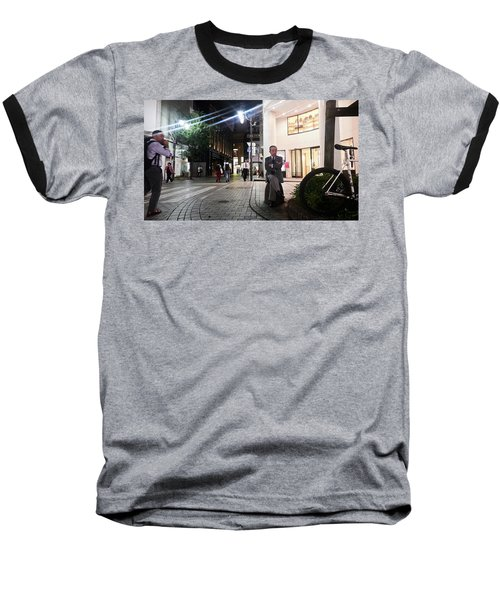 Shinjuku Man Baseball T-Shirt