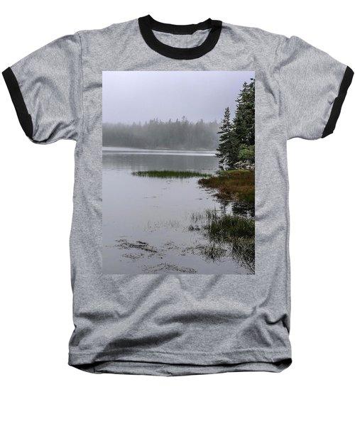 Ship Harbor Nature Trail, Acadia National Park Baseball T-Shirt
