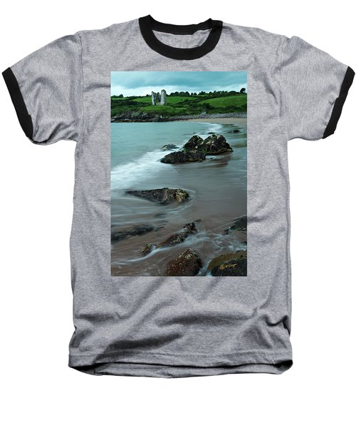Shore Castle Baseball T-Shirt