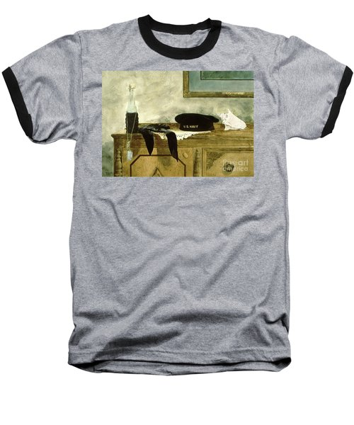 Shore Leave Baseball T-Shirt