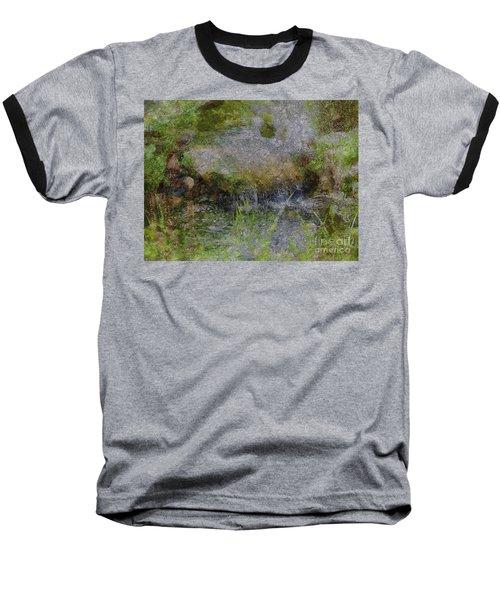 Baseball T-Shirt featuring the photograph Shortfall by Leigh Kemp