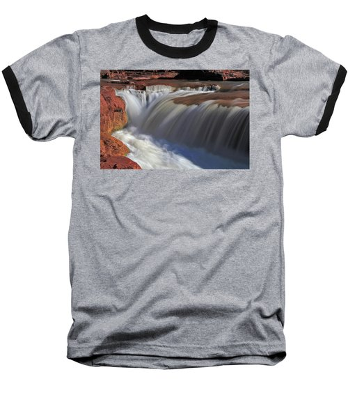 Silken Flow Baseball T-Shirt
