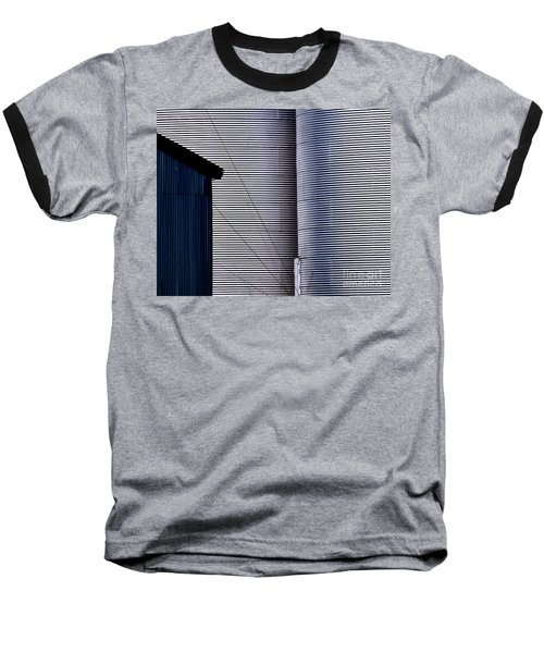 Silo Door Baseball T-Shirt