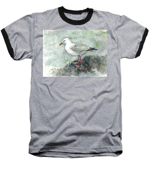 Silver Gull Baseball T-Shirt