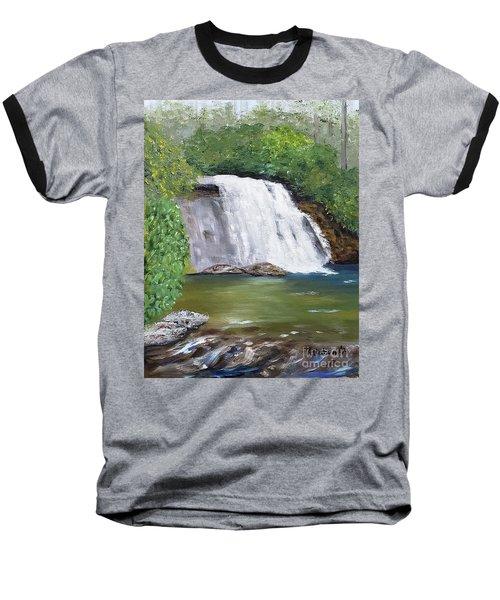 Silver Run Falls Baseball T-Shirt