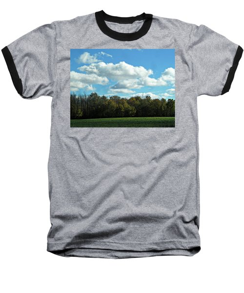 Simply Srunning Baseball T-Shirt