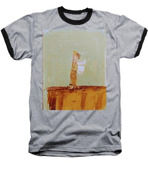 Simply Sweet Angel Boy Baseball T-Shirt