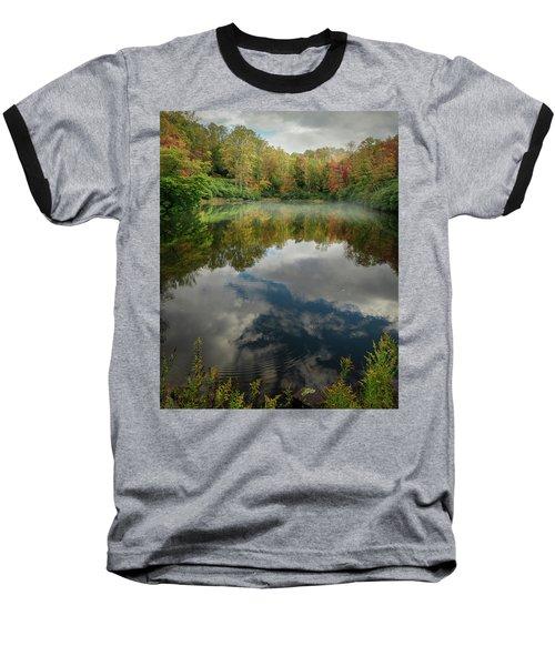 Sims Pond Blowing Rock North Carolina Baseball T-Shirt