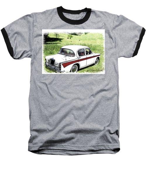 Singer Gazelle Baseball T-Shirt