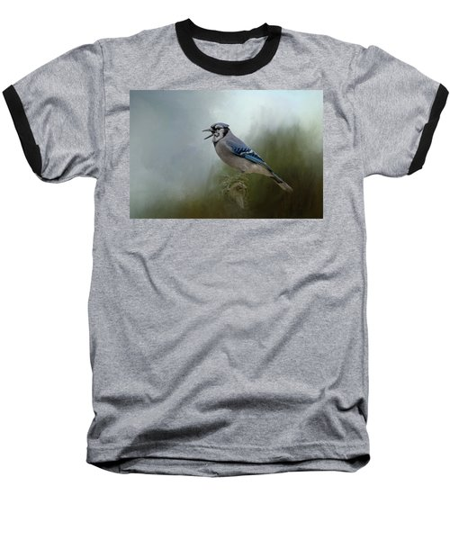 Singing The Blues Baseball T-Shirt