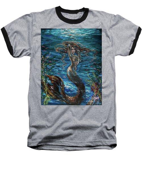 Siren Attitude Baseball T-Shirt
