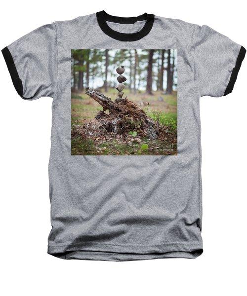 Skogstok Baseball T-Shirt