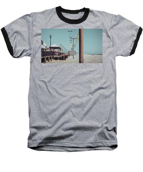 Sky Ride Baseball T-Shirt
