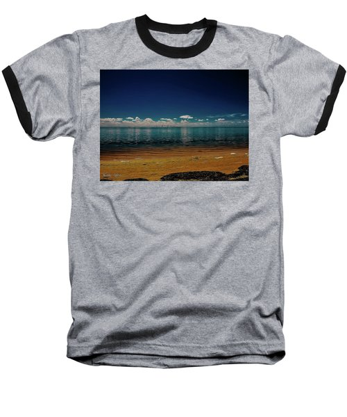 Sky Way Baseball T-Shirt