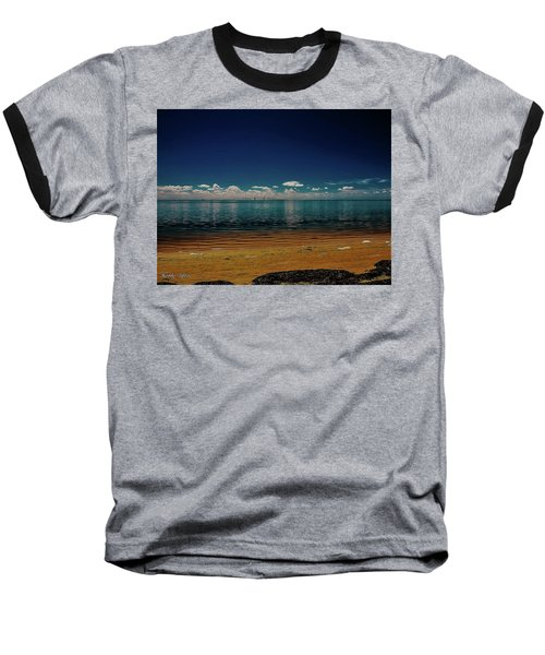 Sky Way Baseball T-Shirt