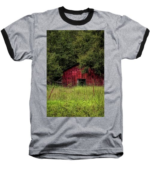 Small Barn 2 Baseball T-Shirt