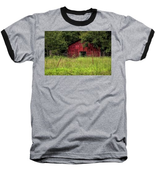 Small Barn 3 Baseball T-Shirt
