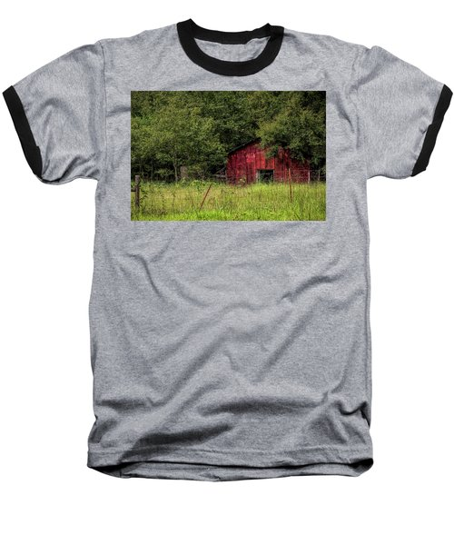 Small Barn Baseball T-Shirt