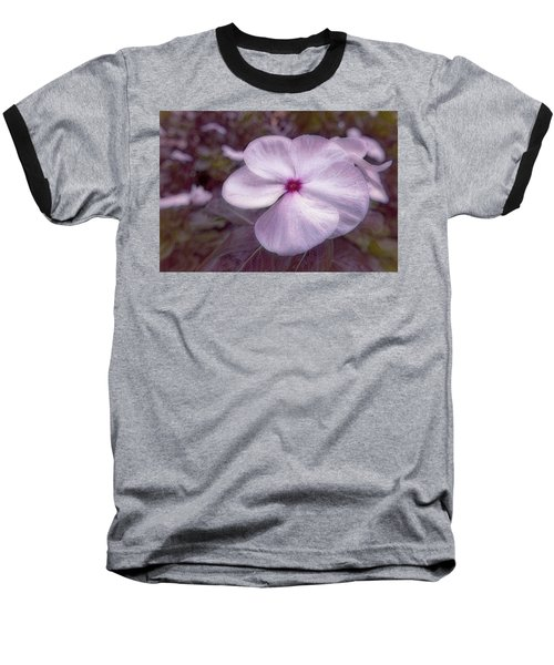 Small Flower Baseball T-Shirt