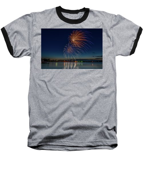 Small Town 4th Baseball T-Shirt