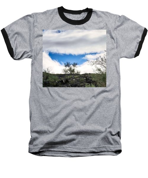 Baseball T-Shirt featuring the photograph Smile by Judy Kennedy