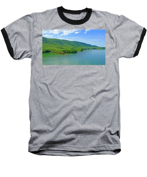 Smith Mountain Lake Baseball T-Shirt