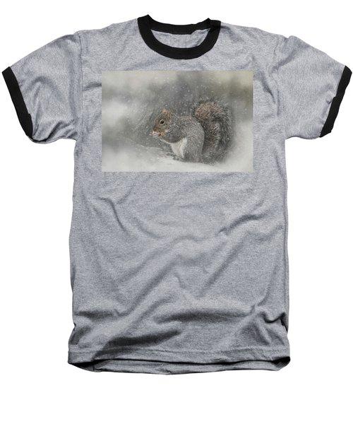 Snack Time Baseball T-Shirt