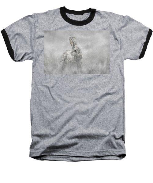 Snow Bunny Baseball T-Shirt
