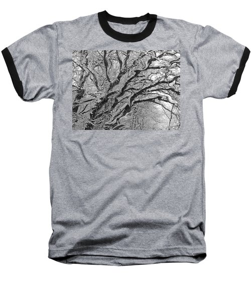 Snow Melt Baseball T-Shirt