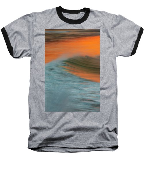 Soft Wave Baseball T-Shirt