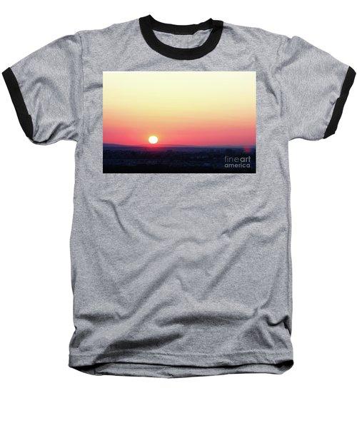 Solar Tangent Baseball T-Shirt
