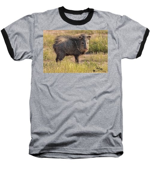 Solo Javelina Baseball T-Shirt