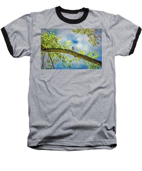 Someone Coming? #i2 Baseball T-Shirt