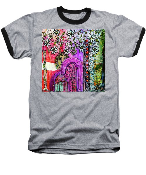 Something About Spring Baseball T-Shirt