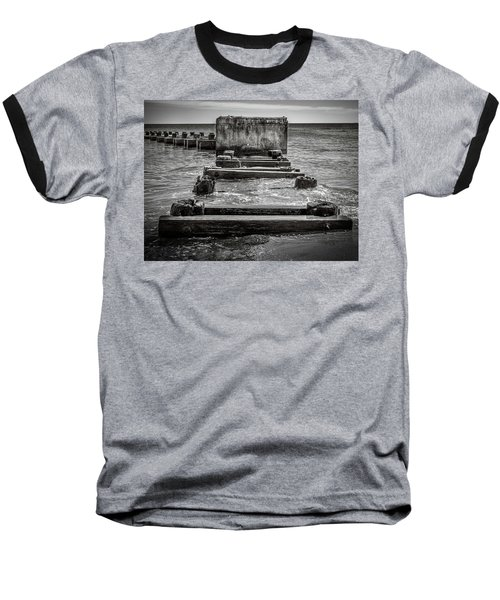 Something In The Water Baseball T-Shirt