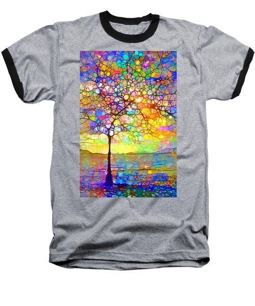 Sometimes We All Need A Little Colour Baseball T-Shirt