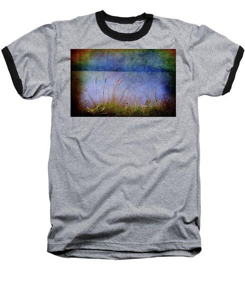 Baseball T-Shirt featuring the photograph Somewhere Far Away by Milena Ilieva