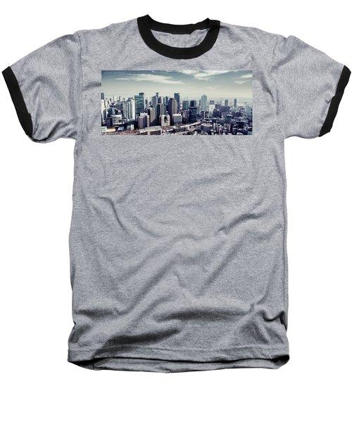 Somewhere In Japan Baseball T-Shirt