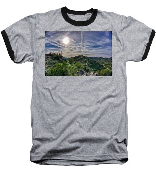 South Mountain Depth Baseball T-Shirt