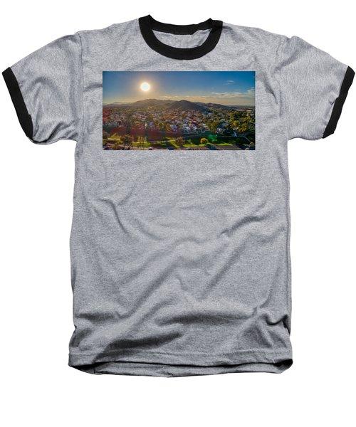 South Mountain Sunset Baseball T-Shirt