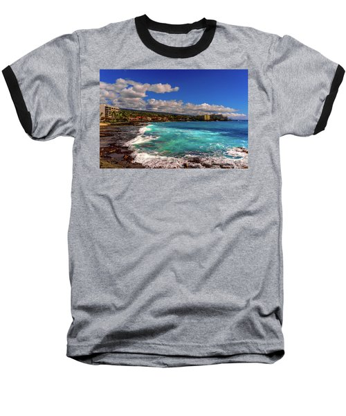 Southern View Of The Shore Baseball T-Shirt