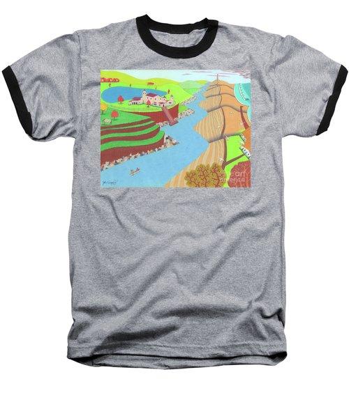 Spanish Wells Baseball T-Shirt