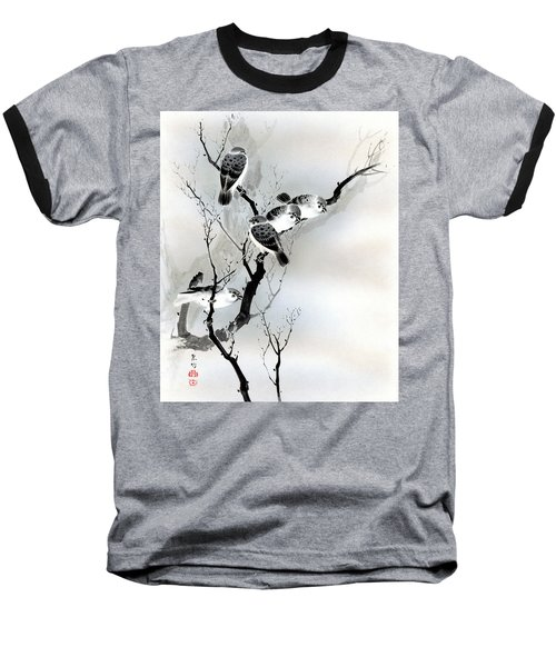 Sparrows Baseball T-Shirt