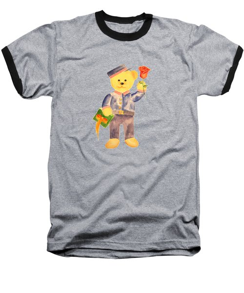 Special Delivery Baseball T-Shirt