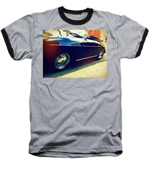 Speedster Baseball T-Shirt