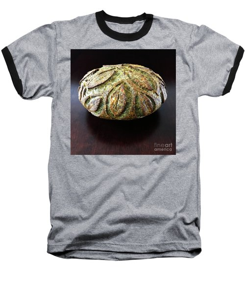 Spicy Spinach Sourdough 2 Baseball T-Shirt