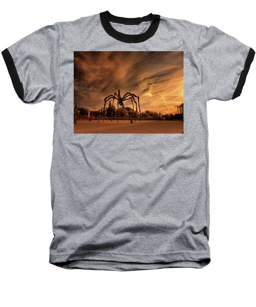 Spider Maman - Ottawa Baseball T-Shirt