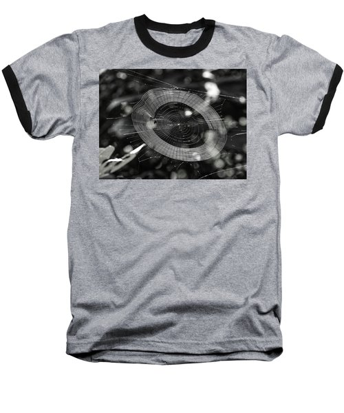 Spinning My Web Baseball T-Shirt