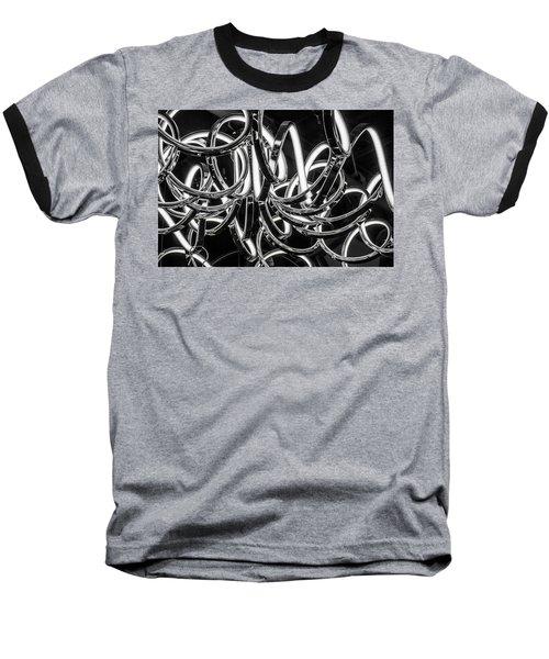 Spirals Of Light Baseball T-Shirt