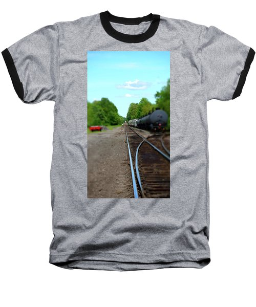 Split Rail Baseball T-Shirt